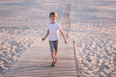 The boy Royalty Free Stock Image