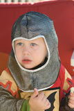 Boy at Halloween Royalty Free Stock Images