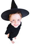 Boy in Halloween costume Stock Photography