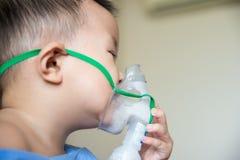 A boy has got sick. Royalty Free Stock Photos