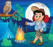 Free Boy Hiking Outdoor Image 2 Royalty Free Stock Photography - 89630747