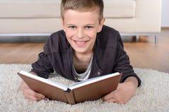 Boy At Home Royalty Free Stock Photos
