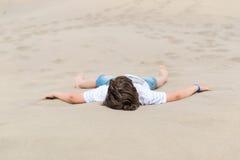 Free Boy Is Lying Stock Photos - 31944553