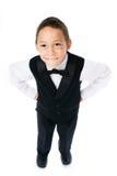 Boy isolated Royalty Free Stock Photos