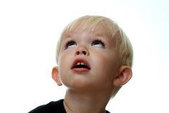 Boy  joy Royalty Free Stock Image