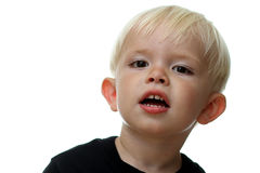 Boy  joy Stock Photography