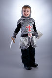 Boy Knight Royalty Free Stock Images