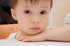 Boy looking Stock Photo