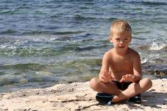 Free Boy On The Beach Stock Photo - 1293120