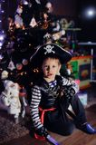 The boy the pirate Royalty Free Stock Image
