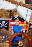 Boy pirate Royalty Free Stock Photography