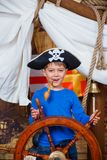 Boy pirate Royalty Free Stock Images