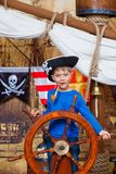 Boy pirate Royalty Free Stock Image