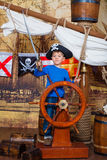 Boy pirate Royalty Free Stock Photo