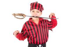 Boy pirate Stock Photo