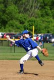 Boy Pitcher Royalty Free Stock Images