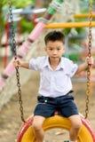 Boy play Stock Photos