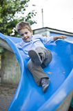 Boy playing Royalty Free Stock Images