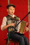 Traditional irish music festival. Ardara. county Donegal. Ireland royalty free stock photos