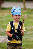 Boy playtime Stock Photography