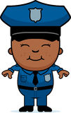 Boy Police Officer Royalty Free Stock Image
