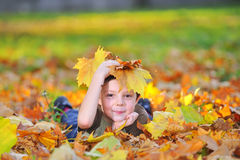 Boy  portrait Royalty Free Stock Photo