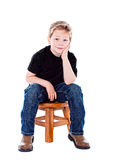 Boy portrait Royalty Free Stock Photos