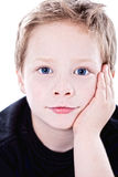 Boy portrait Royalty Free Stock Image