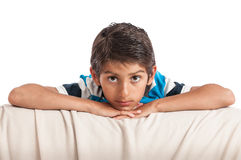 Boy portrait Stock Images
