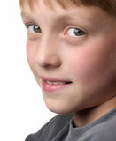 Boy Portrait Stock Image