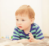 Boy portrait Stock Photography