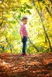 Boy portrait outdoor Stock Photography