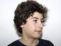 Boy portrait Stock Photography