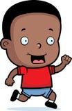Boy Running Stock Images