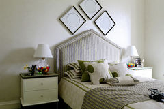 The boys bedroom Stock Photo