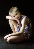 Boy's portrait Stock Images
