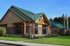 Boy Scout Headquarters. New local Boy Scouts Headquarters Stock Photo
