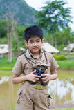 Boy Scout Royalty Free Stock Photos