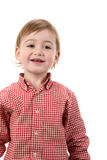 Boy in shirt Stock Photography