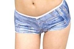 Boy Short Panties Royalty Free Stock Photography