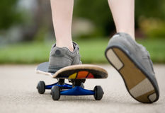 Free Boy Skateboarding Royalty Free Stock Photo - 5577555