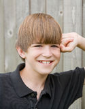Boy with Smile Stock Photography