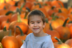 Boy Smiling Royalty Free Stock Image