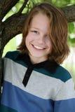 Boy smiling Stock Image