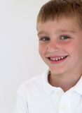 Boy smiling 3 Stock Photos