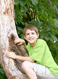 Boy Smiling Royalty Free Stock Photos