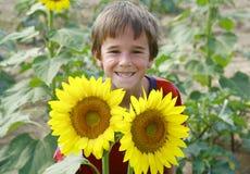 Boy Smiling Stock Photos