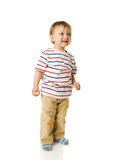 Boy standing Stock Image