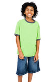 Boy Standing Stock Photography