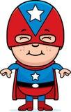 Boy Superhero Stock Photography